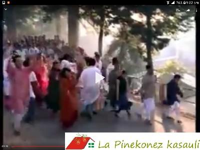 SHAHRUKH KHAN'S MOVIE SHOT IN KASAULI.